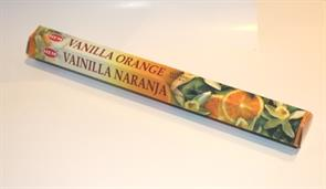 Røgelse -  Vanilla orange