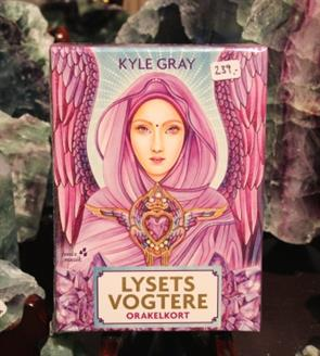 Gray Kyle: LYSETS VOGTERE