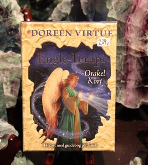 Virtue Doreen: ENGLE TERAPI