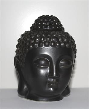Duft lampe - Buddha hoved 14cm
