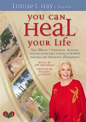 DVD • You can Heal Your Life (2 DVD) Louise L. Hay